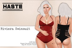 [Haste] Riviera Swimsuit @ TLC
