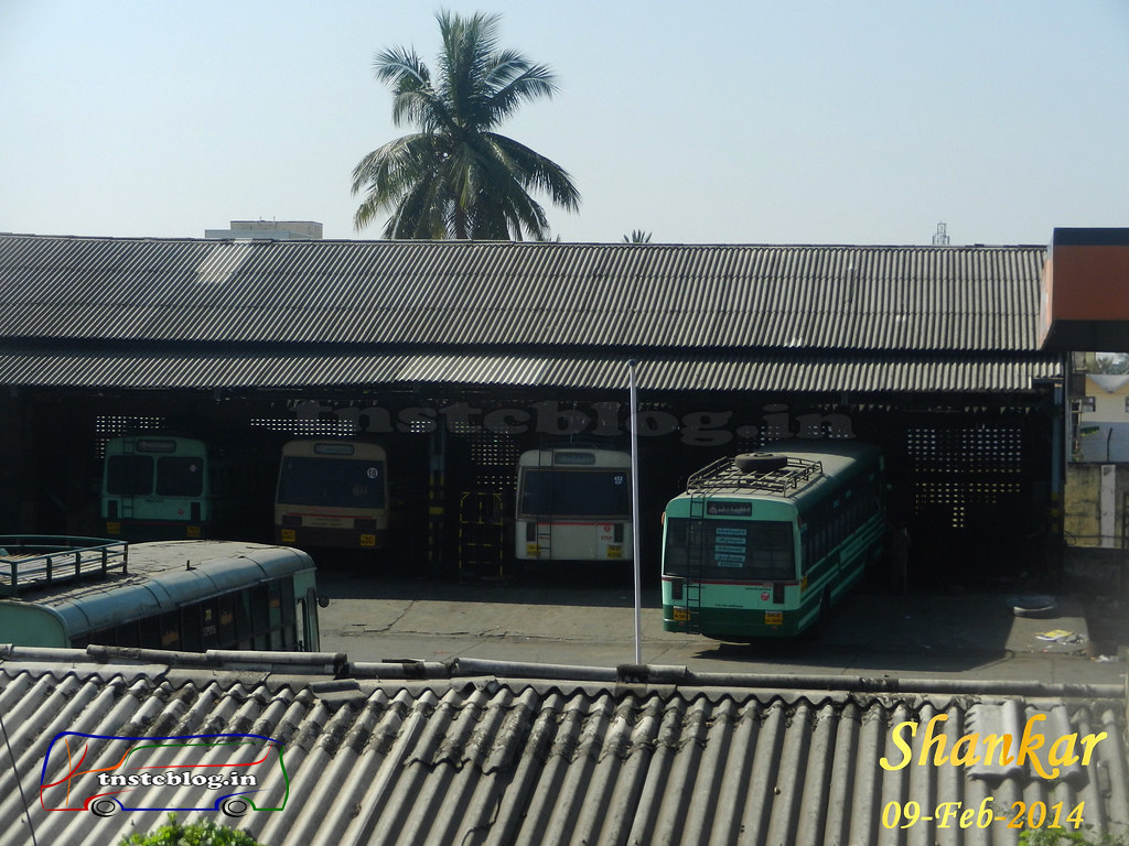 Kallakurichi 1 & 2 Depots