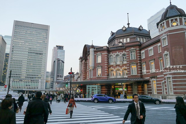 20150212入境-東京-米澤-04東京車站-1250821