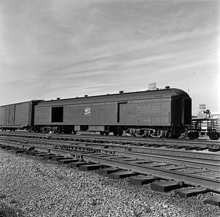 [Missouri-Kansas-Texas, Baggage and Express Car 2652]