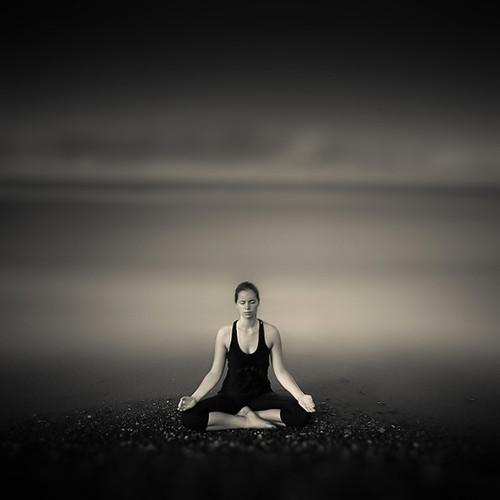 Silence - Balian Beach por Hengki Koentjoro