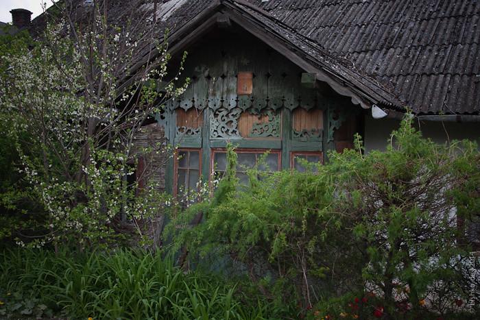 The rest of austri-hungarian historical bulidings in Dobromyl