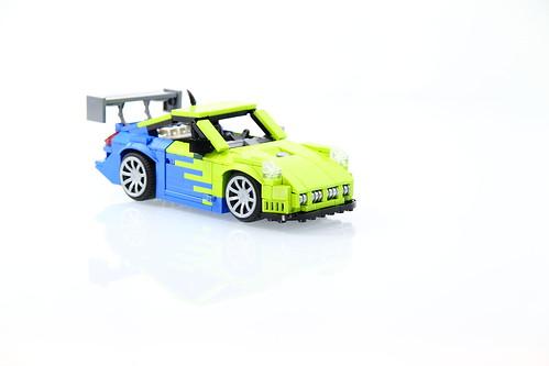 LEGO Porsche 911/997 GT3 Falken Motorsports