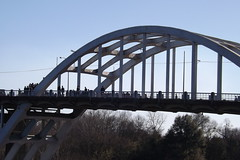 transport(0.0), cantilever bridge(0.0), viaduct(0.0), skyway(0.0), cable-stayed bridge(0.0), arch(1.0), girder bridge(1.0), tied-arch bridge(1.0), landmark(1.0), architecture(1.0), truss bridge(1.0), arch bridge(1.0), bridge(1.0),