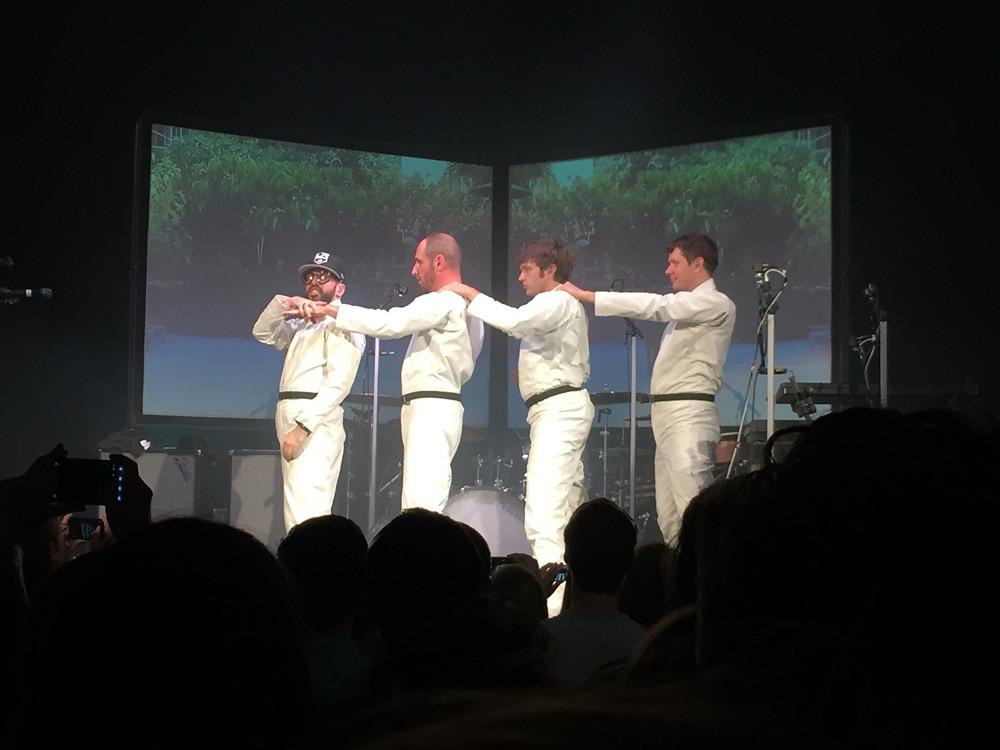 OK Go live 12