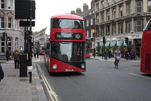LT158 LTZ1158 New Routemaster