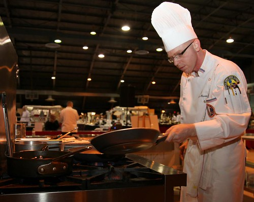 NETCOM Soldier takes Culinary Arts title