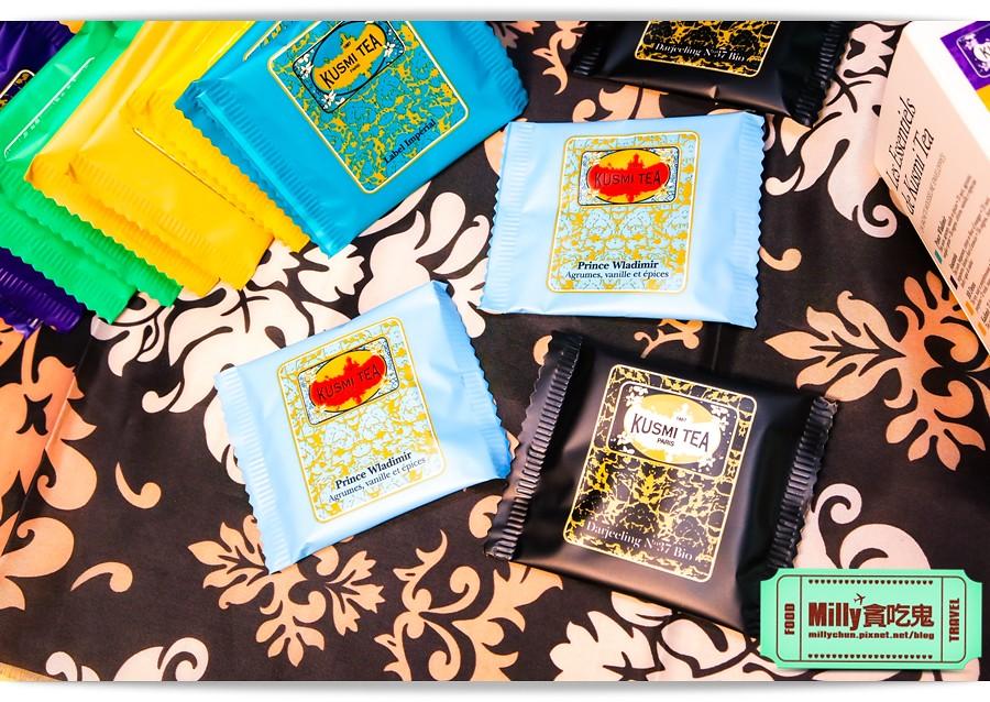 KUSMI TEA 特選暢銷風味茶包組0017