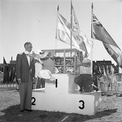 Olympiades 56 : Parc Kent. 15 août 1956, VM105-Y-3_0166-001
