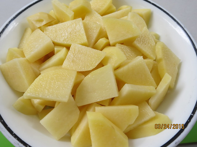 IMG_5642: Spanish Tortilla with Potatoes and Chorizo