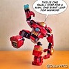 #LEGO #Hulkbuster #Armor #HulkbusterArmor #BigStep #Avengers #AgeOfUltron #AoU #Marvel #LEGOmarvel #IronMan #MK43 @lego_group @lego @Marvel @Disney