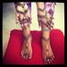 El Haile henna for photoshoot