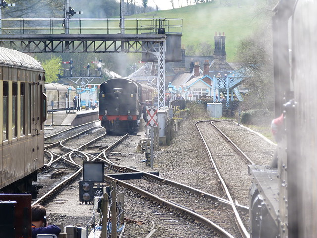 Ferrocarriles de North Yorkshire Moors Railway