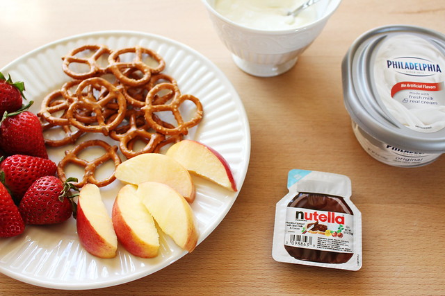 greek yogurt 52 ways: no. 8 creamy, nutella dip