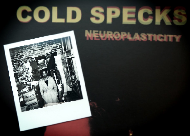Cold Specks @ Vintage Vinyl