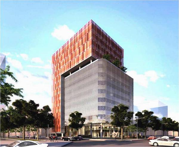 Dự án bất động sản President Place