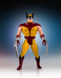 Gentle Giant【金鋼狼】Wolverine 秘密戰爭 3.75 吋吊卡 Jumbo 版