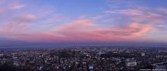 Plovdiv Panorama from Aliosha