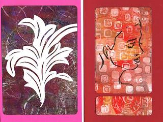 Art cards 21-22