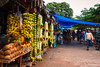 Mercado en Shrirangapattana
