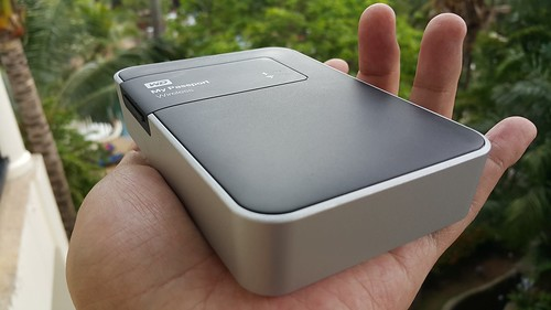 WD My Passport Wireless 2TB