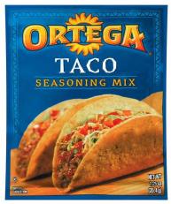 Ortega Seasoning Mix Deal