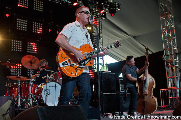 Reverend Horton Heat @ Coachella 2015 Weekend 2 - Friday