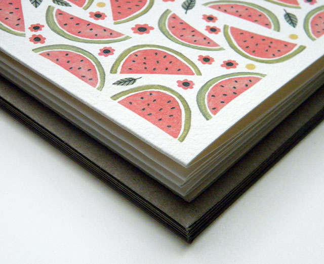Watermelon Card Set