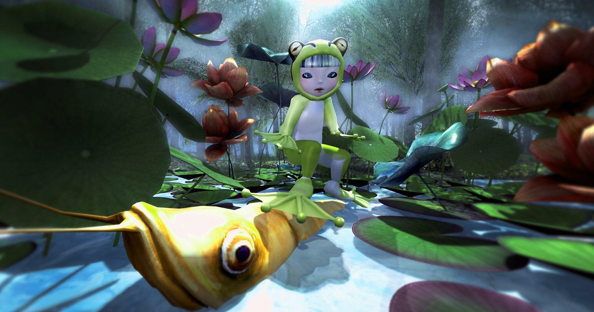 NAMINOKE Frog avatar for CCB6