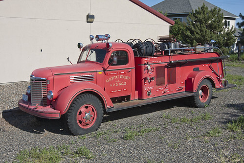 firetruck vintagevehicle bickleton