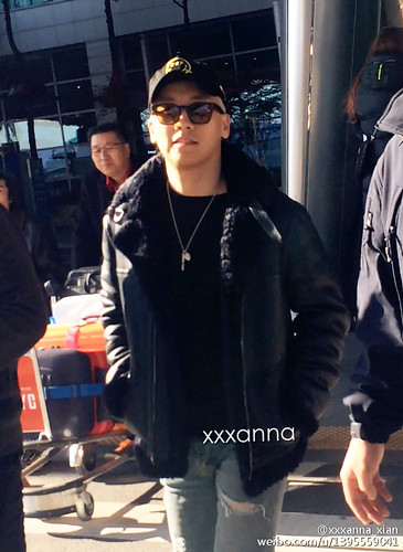 Big Bang - Incheon Airport - 07dec2015 - xxxanna_xian - 07