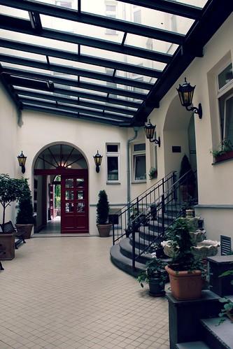 Hotel 4 estrelas em Berlim