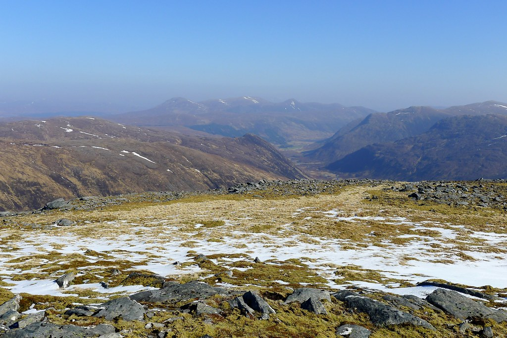 Strathconon from Creag Dhubh Mhor