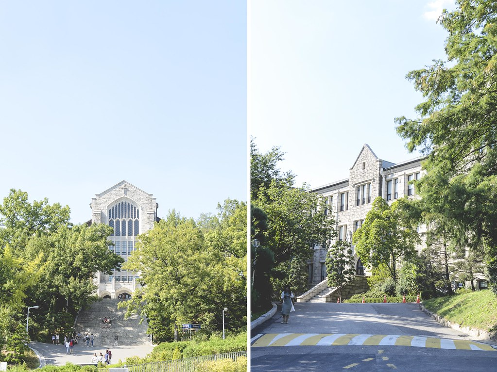 Ewha-front-side