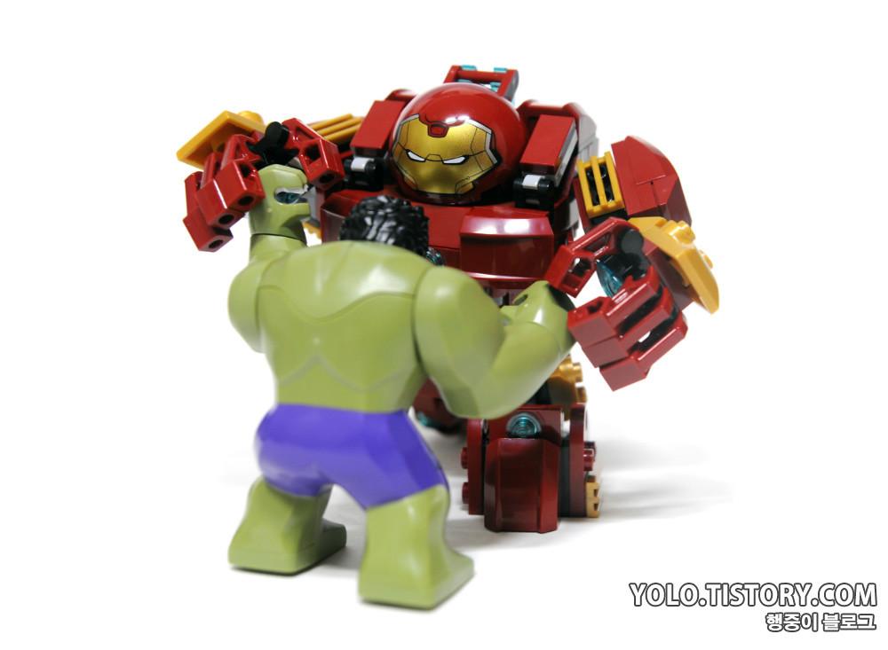 MOC Hulk Buster Mid. MK2