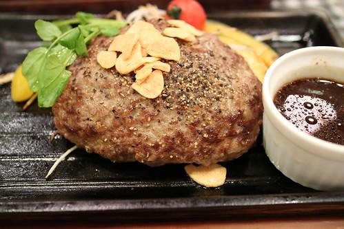 Canon EOS M3 prototype model trial 110 food scene mode AWB premium Sukiya burg 200g