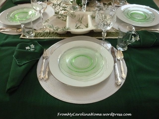 Spring Tablescape - 8