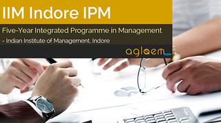 IIM Indore IPM Admission 2015