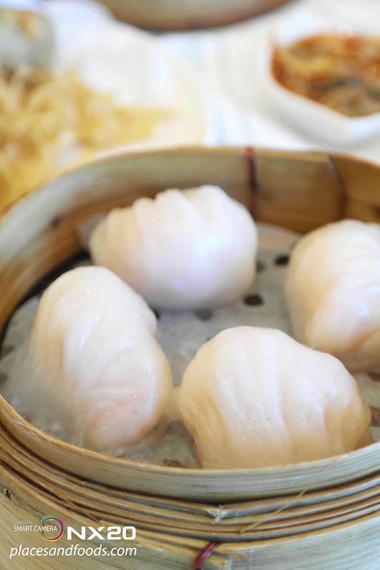 city hall maxims palace restaurant prawn dumplings