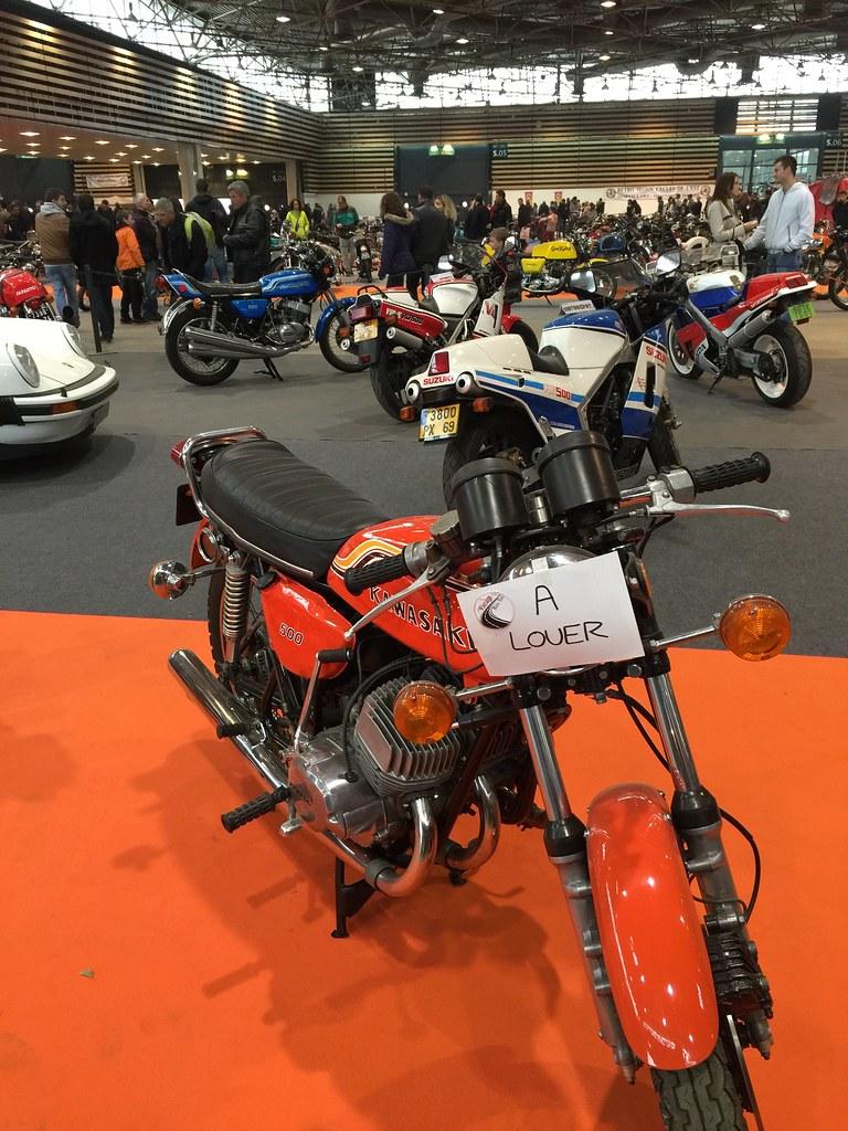 Salon du 2 roues à Lyon 16640385019_40c5a6e9e6_b