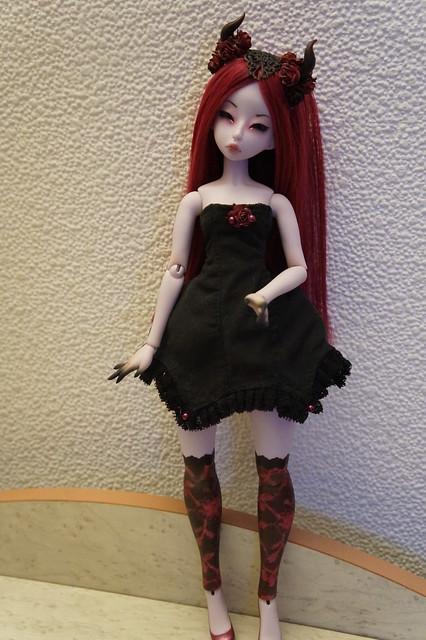Mini Maléfique - Sixtine - Dark Tales Doll 16702862267_81799f8cfb_z