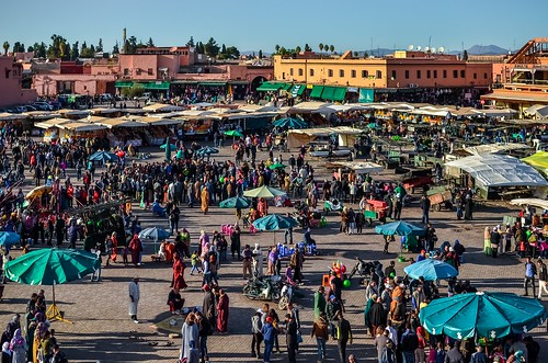 Djema el Fnaa, Marrakech