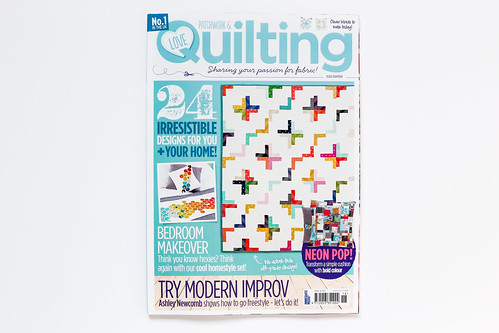 Love, Patchwork & Quilting - Issue 18
