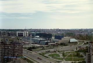 Belgrade, Beograd, Novi Beograd, Sava Centar