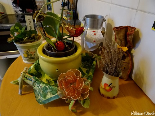 Il mio picolo museo en balade du jardin