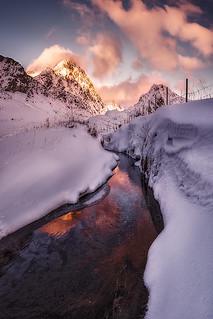 Snowed Canyon