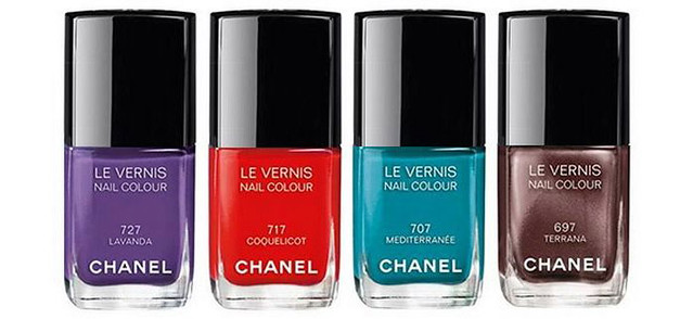 Chanel Méditerranée Collection for Summer 2015