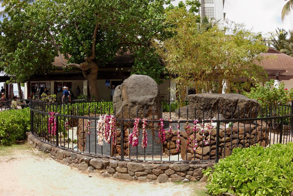 The Stones of Life at Waikiki