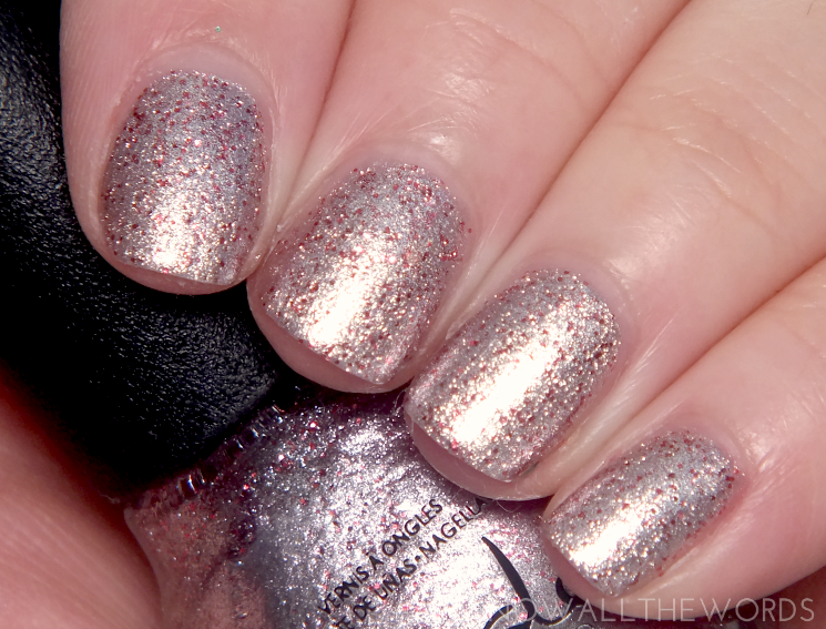 nicole by opi cocoa cola collection DC lover