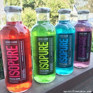 Isopure Protein Drink